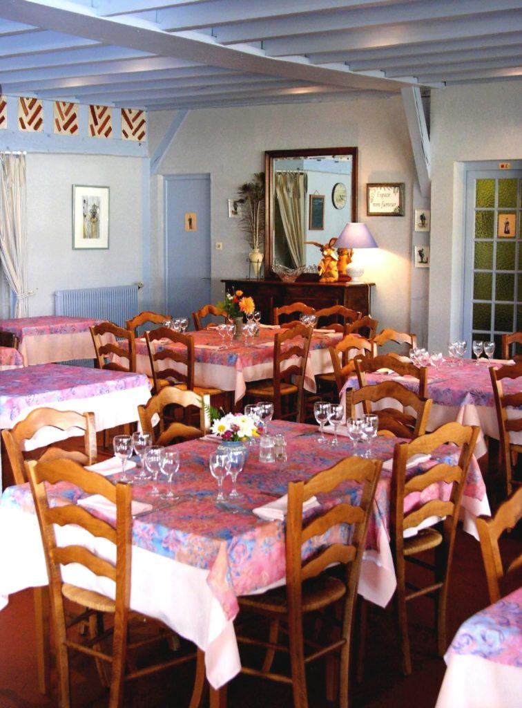 Interior Restaurant Dehiou